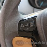 Ford Figo Aspire phone buttons from unveiling