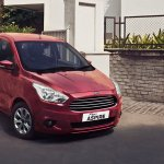 Ford Figo Aspire press shots