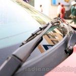 Ford Figo Aspire wiper from unveiling