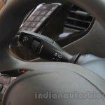 Ford Figo Aspire wiper stalk from unveiling