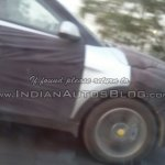 Hyundai ix25 fender Greater Noida spied