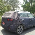 Hyundai ix25 rear top-end spied