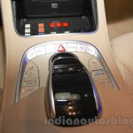 Mercedes S600 Guard COMAND from the India launch