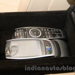 Mercedes S600 Guard phone from the India launch