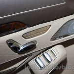 Mercedes S600 Guard seat memory function from the India launch