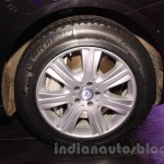 Mercedes S600 Guard wheel from the India launch