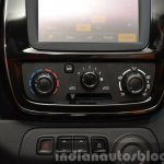 Renault Kwid AC and power window buttons India unveiling