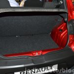 Renault Kwid boot India unveiling