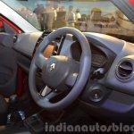Renault Kwid cabin India unveiling