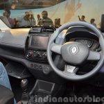 Renault Kwid dash India unveiling