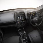 Renault Kwid dashboard press image