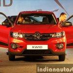 Renault Kwid door open live image