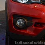 Renault Kwid foglight India unveiling