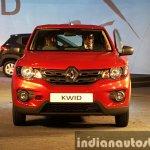 Renault Kwid front live image
