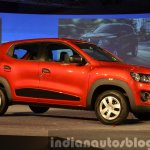 Renault Kwid front three quarter left from India