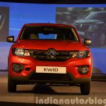 Renault Kwid front view from India