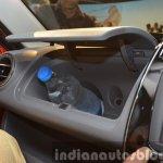 Renault Kwid glovebox India unveiling