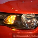 Renault Kwid headlights India unveiling