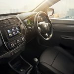 Renault Kwid interior press image