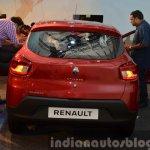 Renault Kwid rear indicators India unveiling