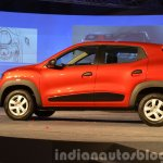 Renault Kwid side from India