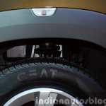 Renault Kwid suspension India unveiling