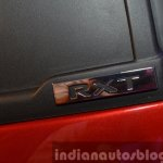 Renault Kwid variant badge India unveiling