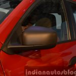 Renault Kwid wing mirrors India unveiling