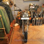 Royal Enfield Classic 500 Limited Edition Desert Storm despatch front unveiled at new flagship store