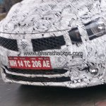 Tata Kite headlamp and grille spotted testing in Bangalore