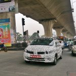 Tata Kite spotted testing in Bangalore