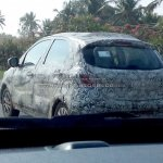Tata Kite taillamp roof and hatch spotted testing on Hosur road by Dr. Prashanth Prabhu