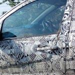 Tata Kite window dashboard door handle spotted testing on Hosur road by Dr. Prashanth Prabhu