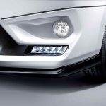 Toyota Vios TRD Sportivo daytime running lights