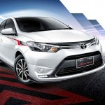 Toyota Vios TRD Sportivo front quarter