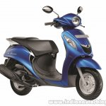 Yamaha Fascino Cool Cobalt