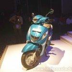Yamaha Fascino Launch at Mumbai front