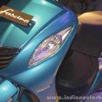 Yamaha Fascino Launch at Mumbai indicator