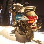 Yamaha Fascino Launch at Mumbai rear left quarter
