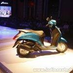 Yamaha Fascino Launch at Mumbai right side