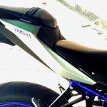 Yamaha MT 25 seat leaked