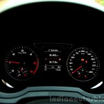 2015 Audi Q3 facelift cluster India Review