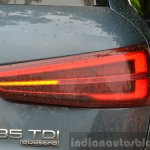 2015 Audi Q3 facelift dynamic turn lights India Review