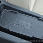 2015 Audi Q3 facelift phone pad India Review