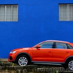 2015 Audi Q3 facelift profile India Review