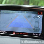 2015 Audi Q3 facelift reverse camera India Review