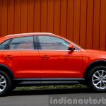 2015 Audi Q3 facelift side India Review