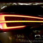 2015 Audi Q3 facelift taillight India Review
