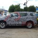 2015 Chevrolet Trailblazer side snapped up close