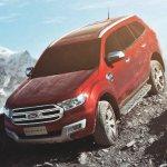 2015 Ford Everest Australia brochure scan